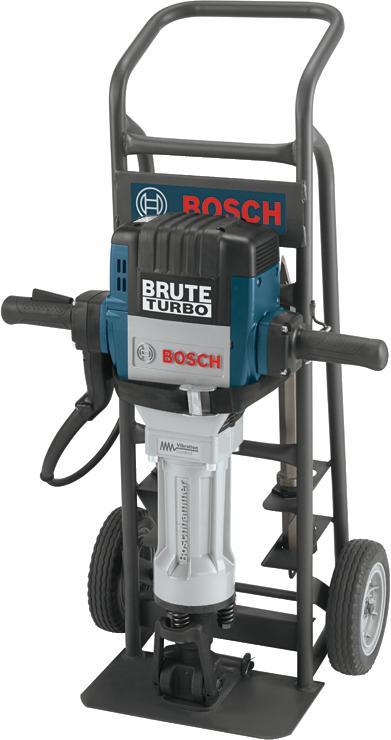 Brute Breaker Hammer Kit with Cart