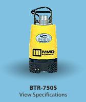 MMD Equipment submersible pumps