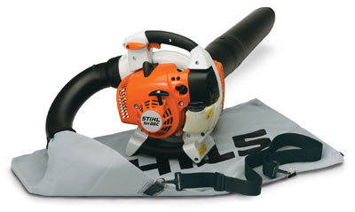 SH 86 C-E Shredder Vac/Blower