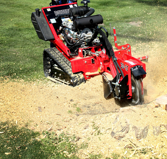 Barreto 30SGK Stump Grinder