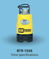 MMD Equipment submersible pumps