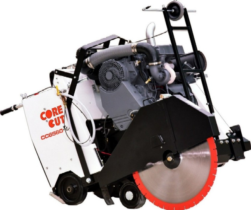 C6560XLT 61HP TURBO DIESEL SAW