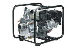 Gasoline Engine Semi-Trash Pumps