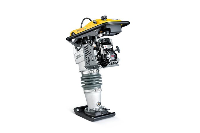 BS60-4  4-stroke rammer