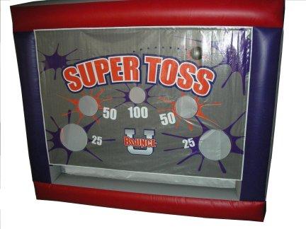 Super Toss Game